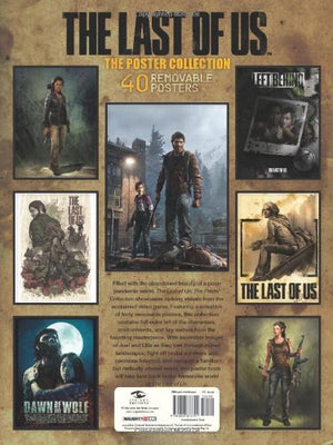 The Last Of Us: The Poster Collection (Insights Poster Collections)