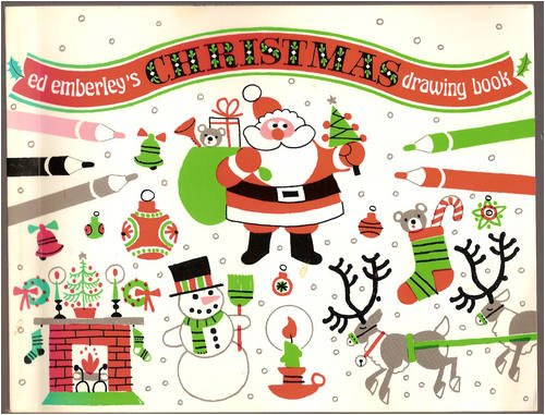 Ed Emberley'S Christmas Drawing Book