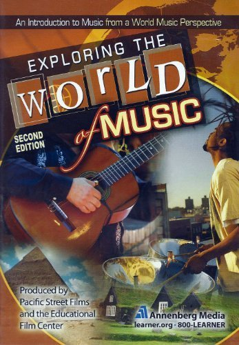 Exploring The World Of Music: Cd Set