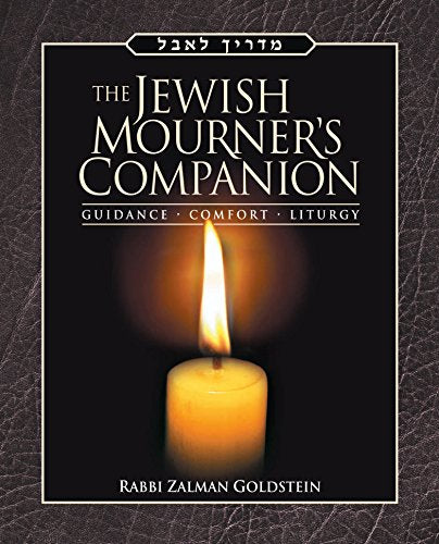 The Jewish Mourner'S Companion (With Complete Liturgy) (Companion Series)