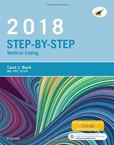 Step-By-Step Medical Coding, 2018 Edition, 1E