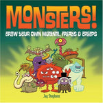 Monsters!: Draw Your Own Mutants, Freaks & Creeps