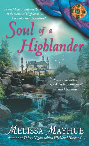 Soul Of A Highlander (The Daughters Of The Glen, Book 3)