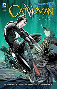 Catwoman Vol. 2: Dollhouse (The New 52)