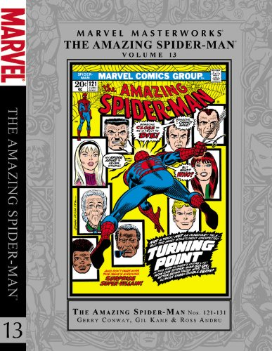 Marvel Masterworks: The Amazing Spider-Man - Volume 13 (Marvel Masterworks Presents)