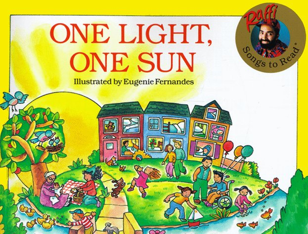 One Light One Sun (Raffi Songs To Read)