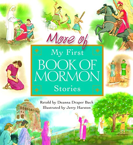 More Of My First Book Of Mormon Stories