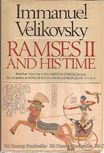 Ramses Ii And His Time (Ages Of Chaos)