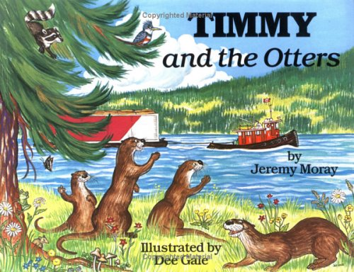 Timmy And The Otters (The Timmy The Tug Series)