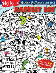 Harvest Day: Highlights Hidden Pictures Classics