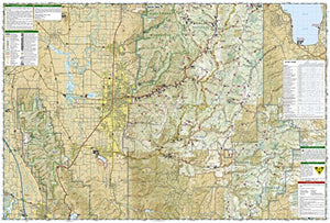 Logan, Bear River Range (National Geographic Trails Illustrated Map)