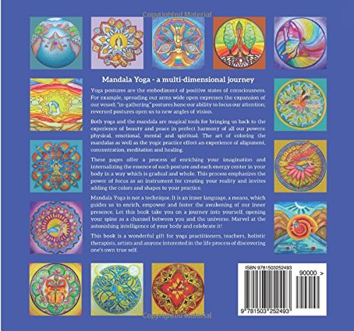 Mandala Yoga - A Journey Along The Chakras: From Rooting To Growth