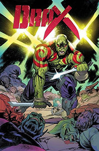 Drax Vol. 1: The Galaxys Best Detective