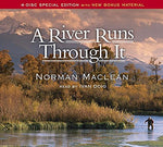 A River Runs Through It: Four Disc Special Edition With Bonus Material