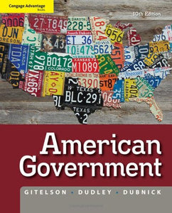 Cengage Advantage Books: American Government