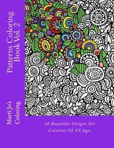Patterns Coloring Book Vol. 2