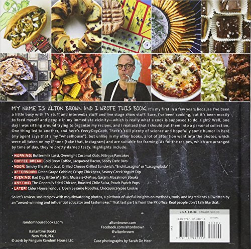 Alton Brown: Everydaycook