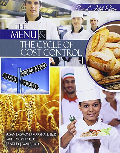 The Menu And The Cycle Of Cost Control