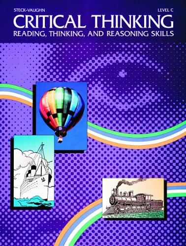 Critical Thinking: Student Edition Grade 3, Level C