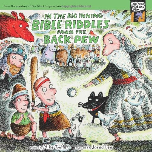 In The Big Inning  Bible Riddles From The Back Pew (Tales From The Back Pew)