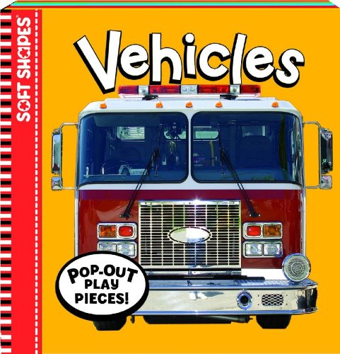 Soft Shapes Photo Books: Vehicles