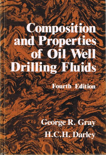 Composition And Properties Of Oil-Well Drilling Fluids