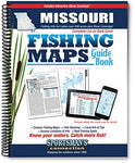Missouri Fishing Map Guide (Sportsman'S Connection)