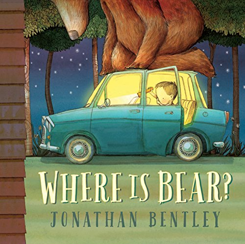 Where Is Bear?: Little Hare Books