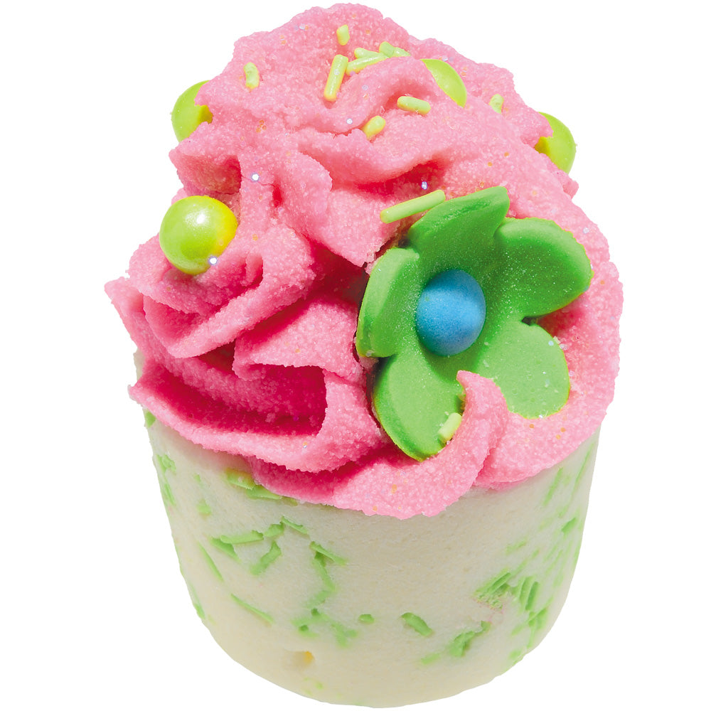 Apple and Raspberry Bath Mallow 50g - MissieMay
