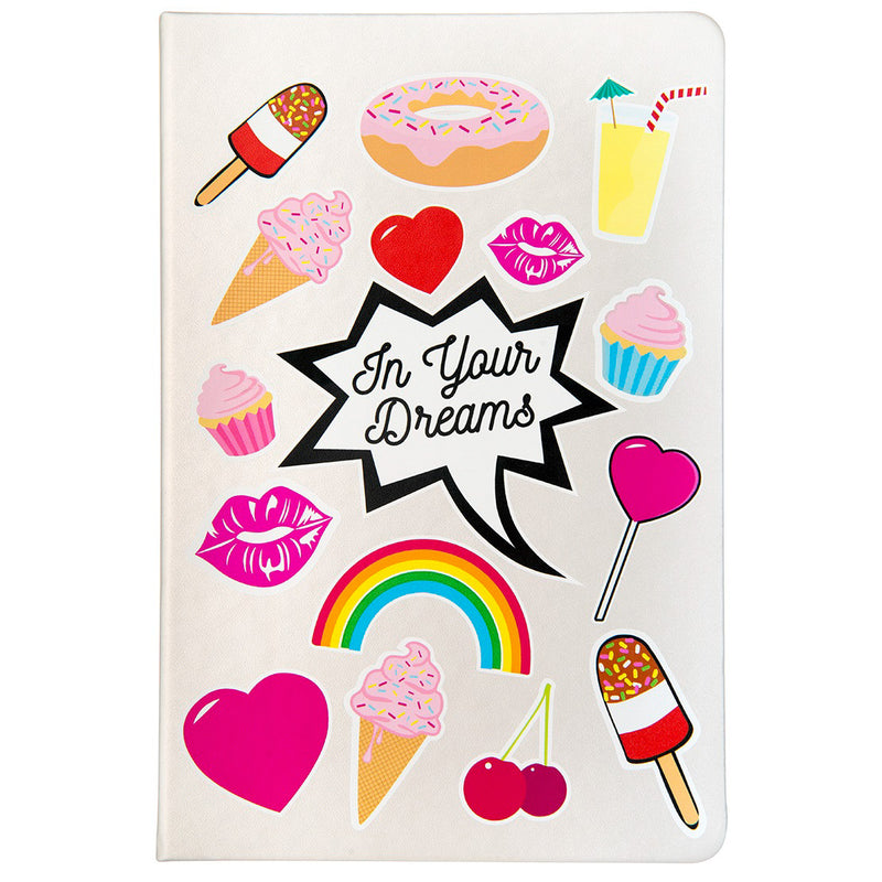 'In Your Dreams' A5 Notebook - MissieMay