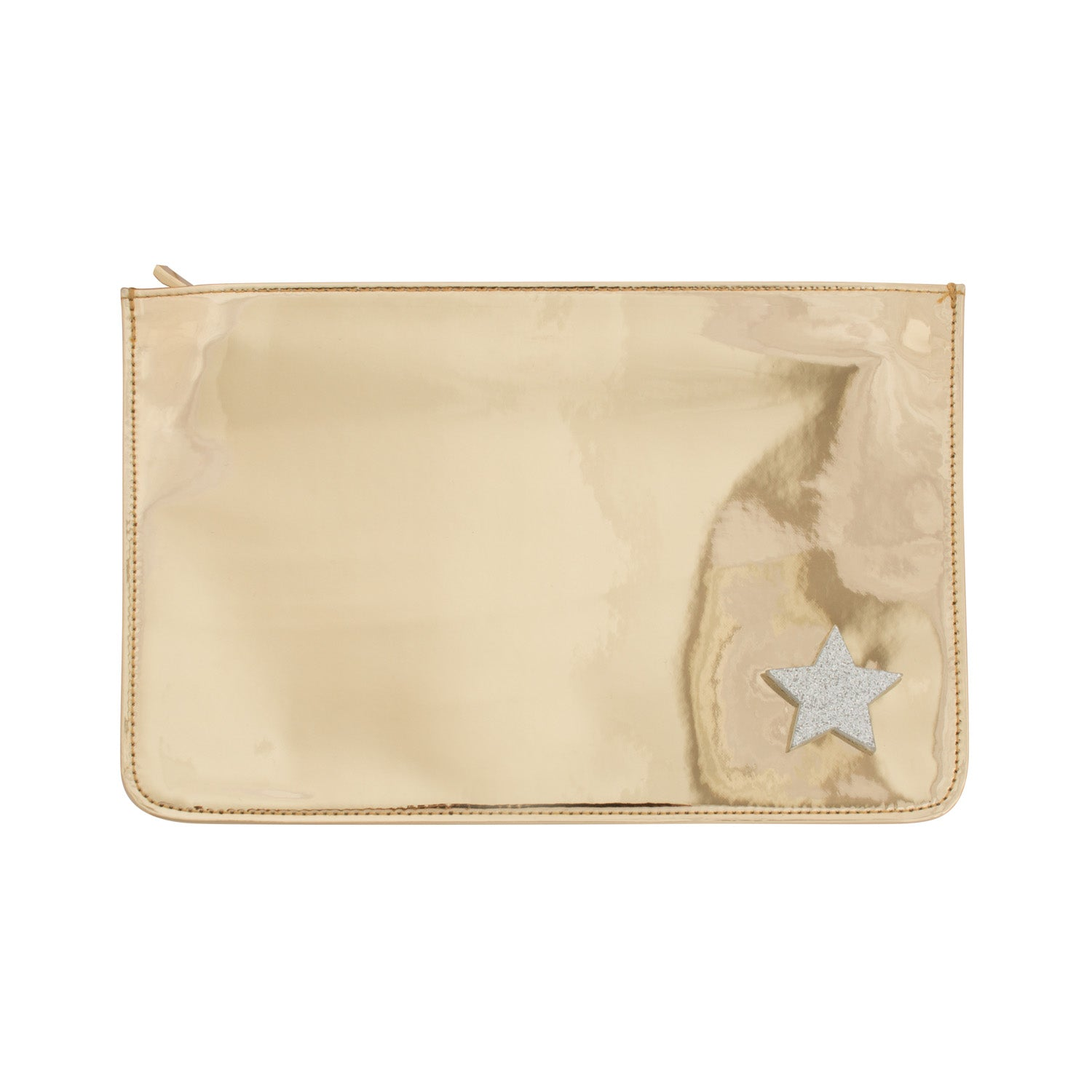 Mirror Star Flat Pouch - MissieMay