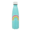 Chasing Rainbows Stainless Steel Water Bottle - MissieMay