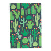 Colourful Cactus A5 Notebook - MissieMay