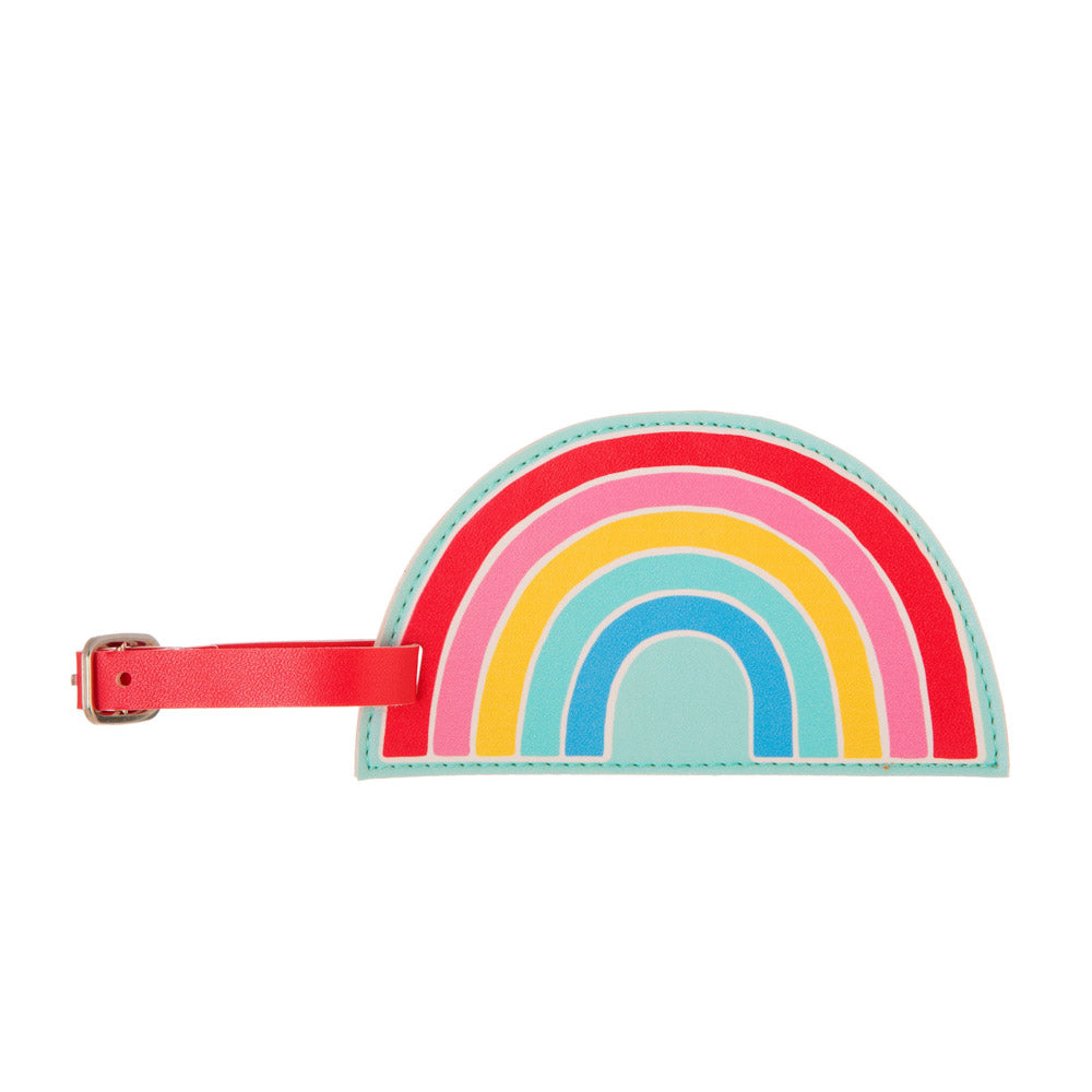 Chasing Rainbows Luggage Tag - MissieMay