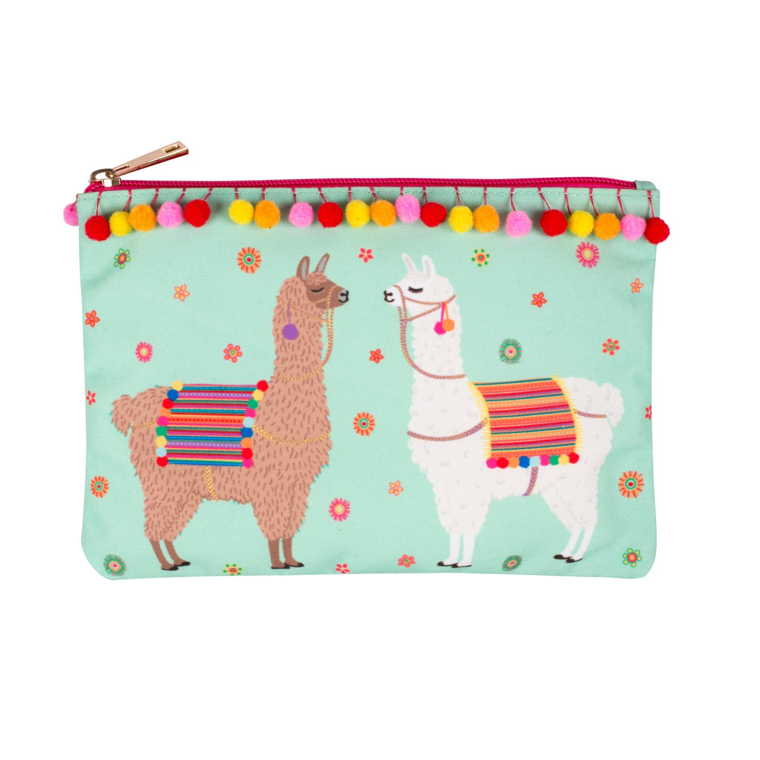 Lima Llama Pouch - MissieMay