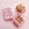 Miss Patisserie Tea & Cake Bath Slab Duo