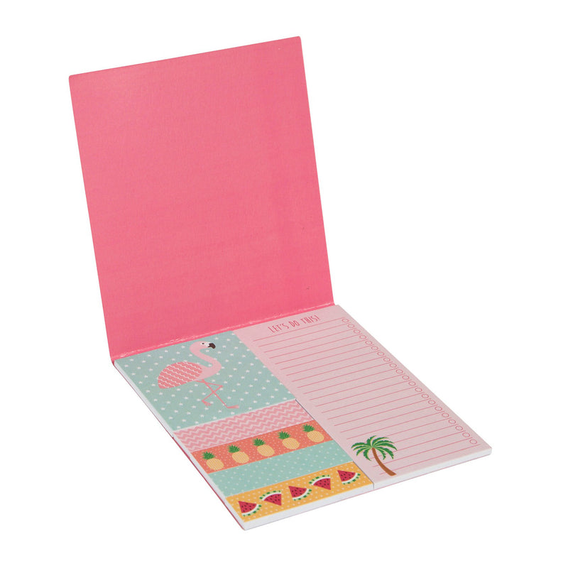 Pink Flamingo Sticky Note Set - MissieMay