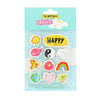 Happy News Eraser Set - MissieMay