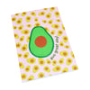 Happy Zoo Avocado Novelty Notebook - MissieMay