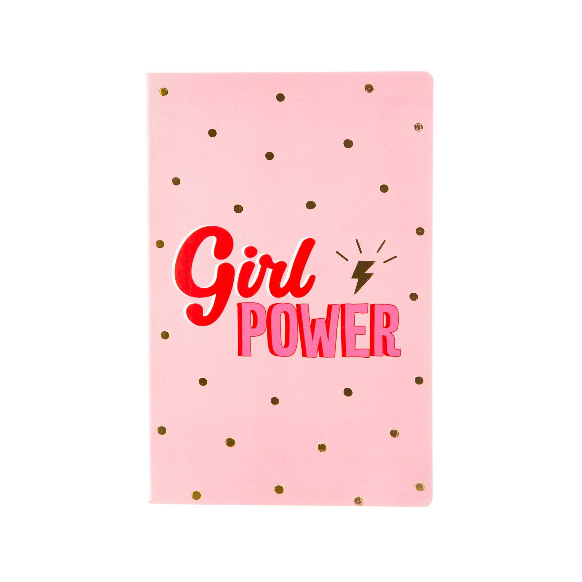 Girl Power A5 Notebook - MissieMay