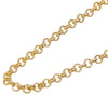 Belle & Beau Fancy Gold Coin Chain - MissieMay