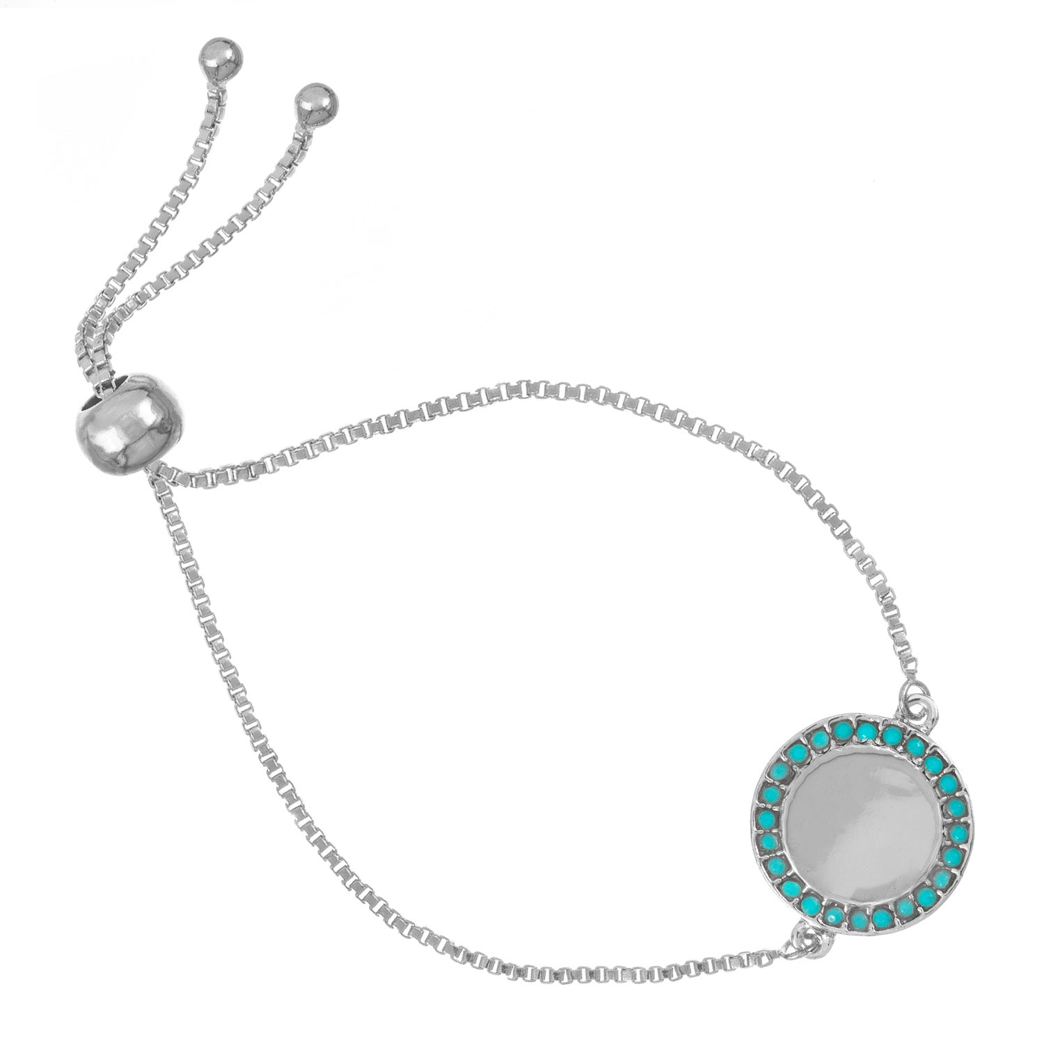 Belle & Beau Riviera Toggle Bracelet - MissieMay