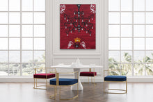 Load image into Gallery viewer, Chandelier With Crystals | Original Painting - Teresa Andre Art