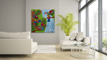 Load image into Gallery viewer, Costa Rica Jungle | Giclee Wrapped Canvas - Teresa Andre Art