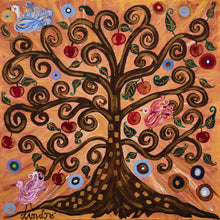 Load image into Gallery viewer, Tree Of Life | Giclee Rolled Canvas - Teresa Andre Art