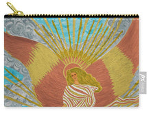 Load image into Gallery viewer, Angel Of Light - Carry-All Pouch - Teresa Andre Art