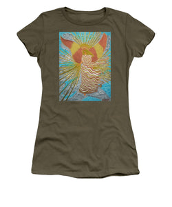 Angel Of Light - Women's T-Shirt - Teresa Andre Art
