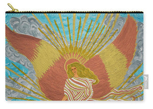 Angel Of Light - Carry-All Pouch - Teresa Andre Art