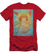 Load image into Gallery viewer, Angel Of Light - Men's T-Shirt (Athletic Fit) - Teresa Andre Art