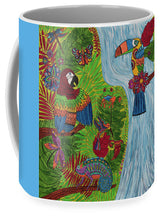 Load image into Gallery viewer, Costa Rica Jungle - Mug - Teresa Andre Art